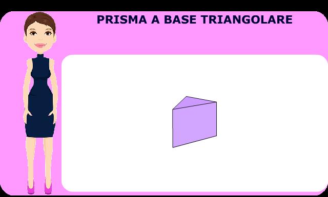 PRISMA A BASE TRIANGOLARE